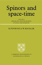 Spinors And Space-time: Volume 2, Spinor And Twistor Methods In Space-time Geometry