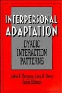 Interpersonal Adaptation: Dyadic Interaction Patterns