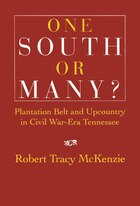 One South Or Many?: Plantation Belt and Upcountry in Civil War-Era Tennessee