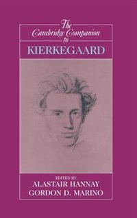 Book The Cambridge Companion To Kierkegaard by Alastair Hannay