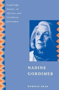 Nadine Gordimer by Dominic Head