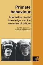 Primate Behaviour: Information, Social Knowledge, and the Evolution of Culture