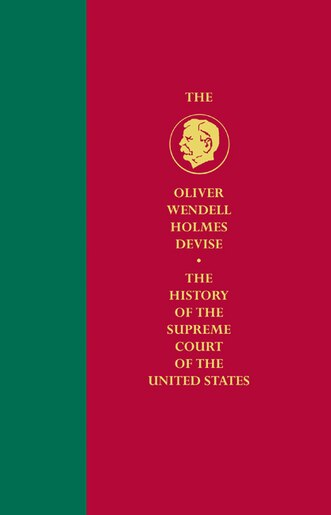 History of the Supreme Court of the United States by Carl B. Swisher