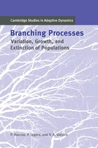 Branching Processes: Variation, Growth, and Extinction of Populations