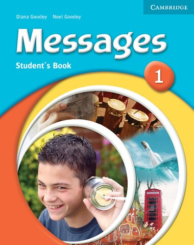 Messages Student's Book, Level 1 by Diana Goodey