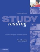 Study Reading: A Course in Reading Skills for Academic Purposes