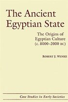 The Ancient Egyptian State: The Origins of Egyptian Culture (c. 8000-2000 BC)
