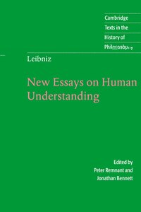 Leibniz: New Essays On Human Understanding