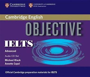 Objective IELTS Advanced Audio CDs (3) by Annette Capel