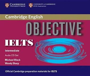 Objective IELTS Intermediate Audio CDs (3) by Michael Black