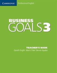 Business Goals 3 Teachers Book