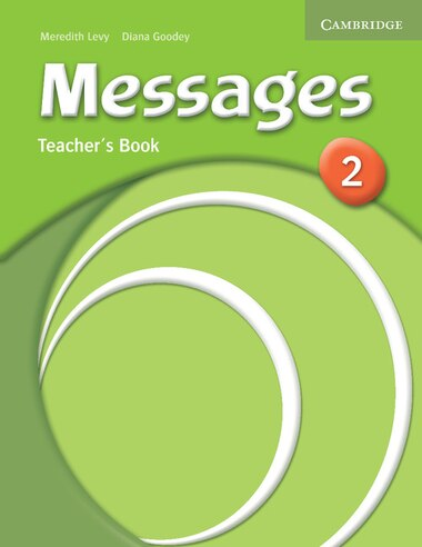 Messages Teacher's Book, Level 2 by Meridith Levy