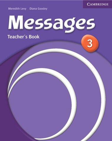 Messages Teacher's Book, Level 3 de Meridith Levy