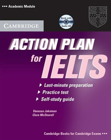 Action Plan for IELTS Self-study Pack Academic Module by Vanessa Jakeman
