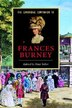 The Cambridge Companion To Frances Burney by Peter Sabor