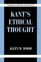 Kants Ethical Thought