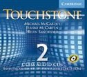 Touchstone Class Audio CDs 2 by Michael J. McCarthy