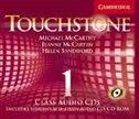 Touchstone Class Audio CDs 1 de Michael J. McCarthy