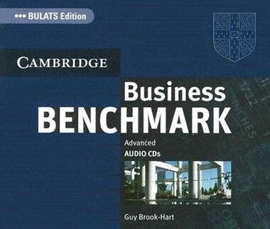 Business Benchmark Advanced Audio CD BULATS Edition by Guy Brook-Hart