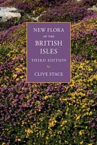 New Flora of the British Isles Plastic Cover by Clive Stace