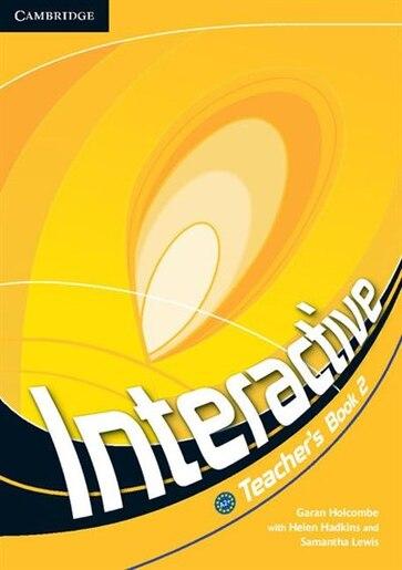 Interactive Level 2 Teachers Book by Garan Holcombe