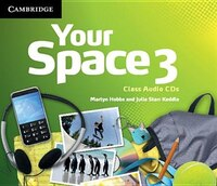 Your Space Level 3 Class Audio CDs (3)