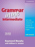 Grammar in Use Intermediate Students Book with answers: Self-study Reference and Practice for…