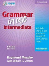 Grammar in Use Intermediate Students Book with Answers and CD-ROM: Self-study Reference and…