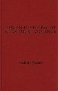 Human Development and Political Violence
