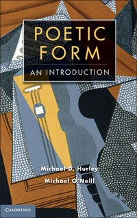 Poetic Form: An Introduction: An Introduction