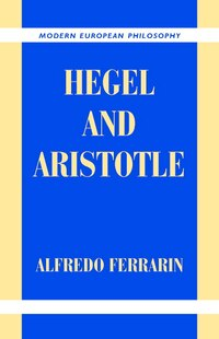 Hegel And Aristotle