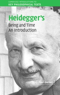 Heideggers Being and Time: An Introduction