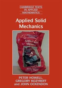 Applied Solid Mechanics