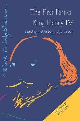 Book The First Part of King Henry IV by William Shakespeare