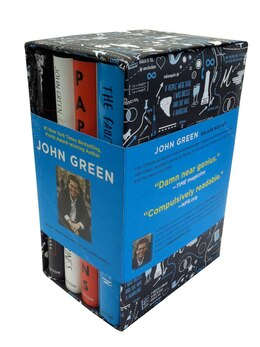 Book John Green Box Set by John Green