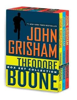Book Theodore Boone Box Set by John Grisham