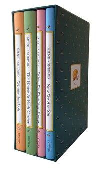 Pooh Library Original 4-volume Set