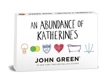 Penguin Minis: An Abundance Of Katherines by John Green