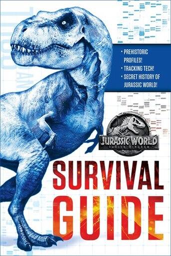 Jurassic World Fallen Kingdom Dinosaur Survival Guide