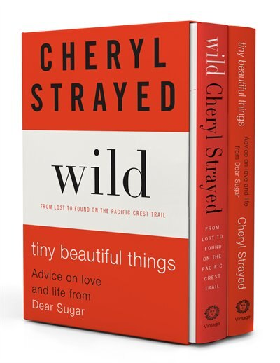 Cheryl Strayed Box Set by Cheryl Strayed