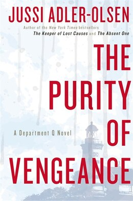 Book The Purity Of Vengeance: A Department Q Novel by Olsen Jussi Adler