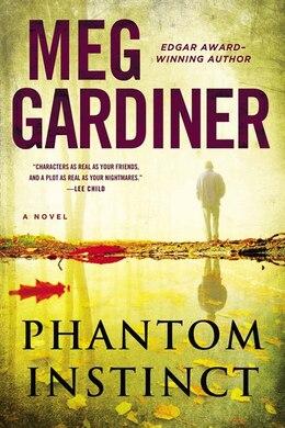 Book Phantom Instinct by Meg Gardiner