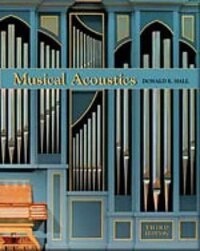 Musical Acoustics: Musical Acoustics 3/e