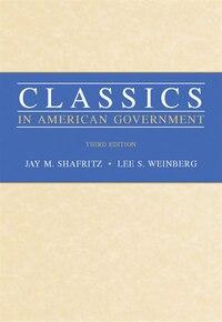 Classics in American Government