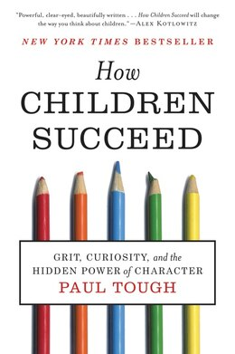 Book How Children Succeed: Grit, Curiosity, and the Hidden Power of Character by Paul Tough