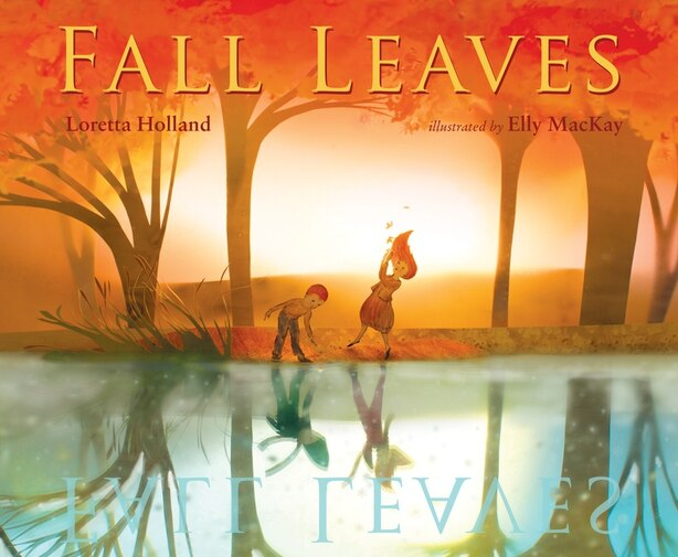 Fall Leaves by Loretta Holland