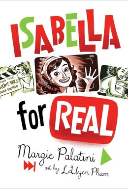Book Isabella For Real by Margie Palatini