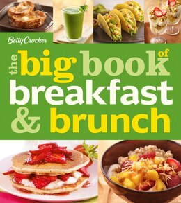 Book Betty Crocker The Big Book of Breakfast and Brunch by Betty Crocker