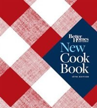 Better Homes And Gardens New Cook Book, Sixteenth Edition