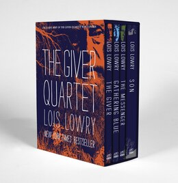 Book The Giver Quartet boxed set by Lois Lowry